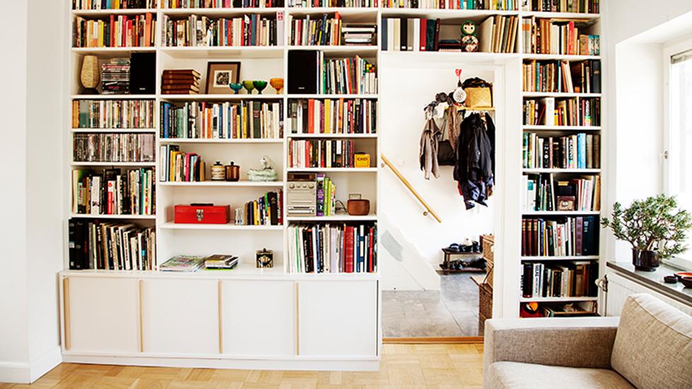 Image Result For Modern Bookshelves